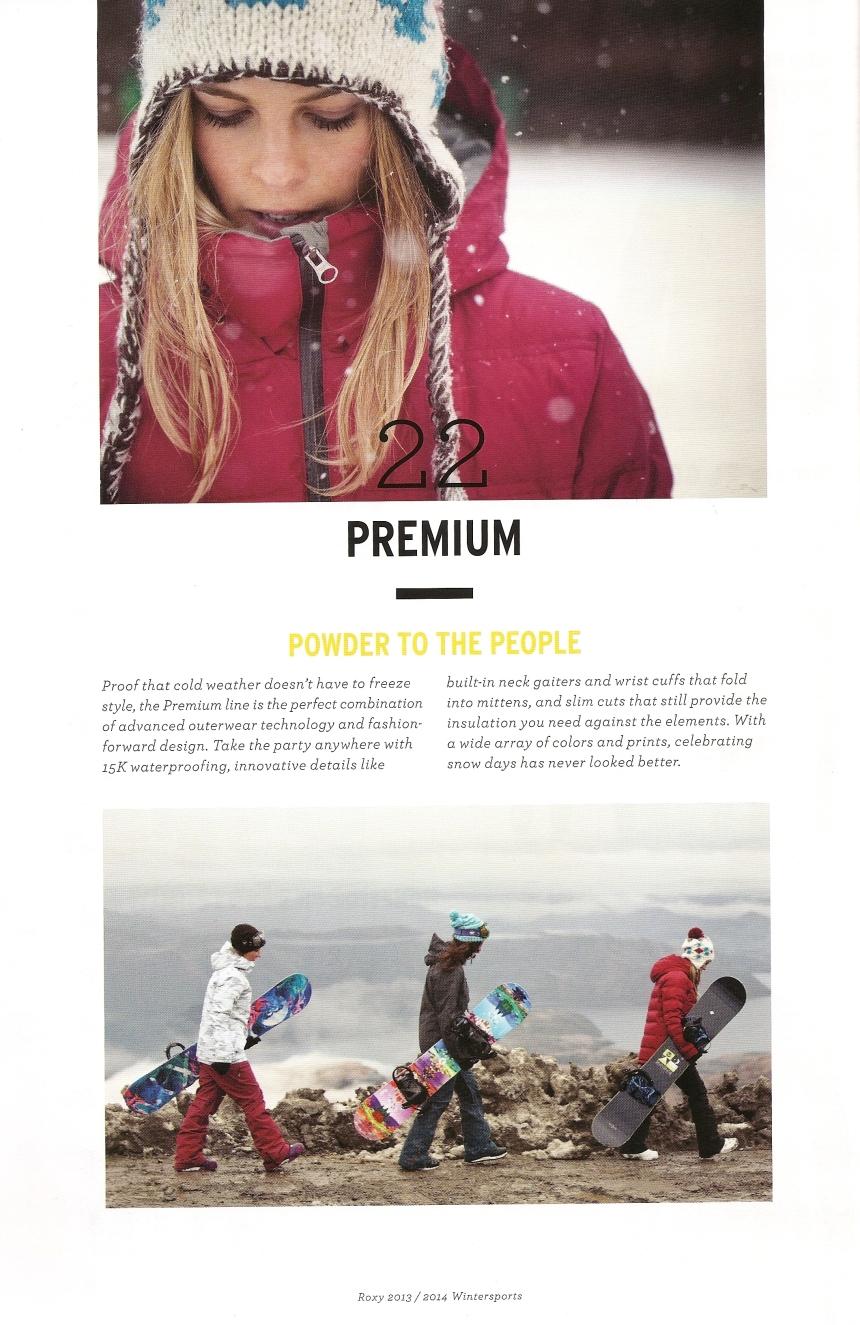 Roxy Premium