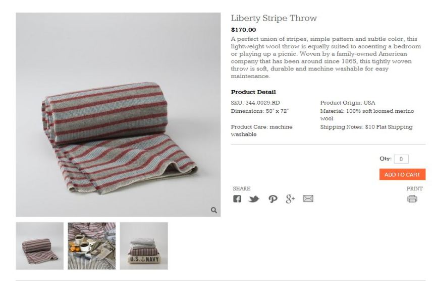 Liberty Stripe